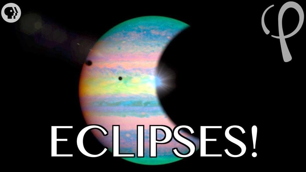 Craziest eclipses in the solar system image