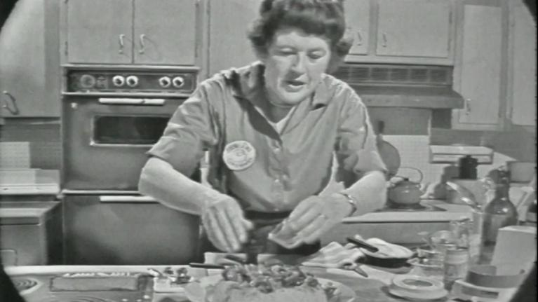 The French Chef with Julia Child: Chicken Livers À La Francaise
