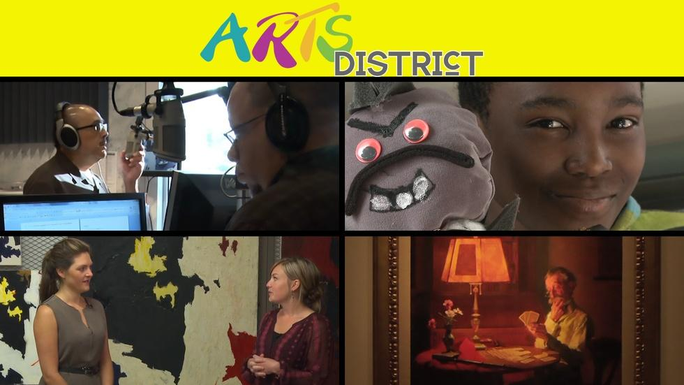 Arts District 406. First aired 10/22/2015 image