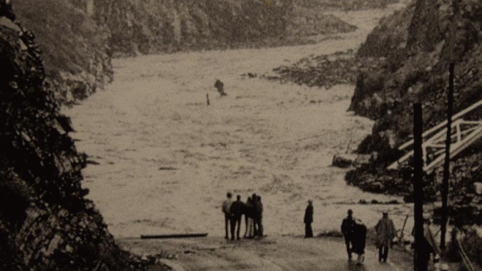 Big Thompson Flood image