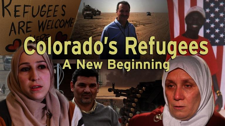 Insight with John Ferrugia: Insight with John Ferrugia:  Colorado Refugees