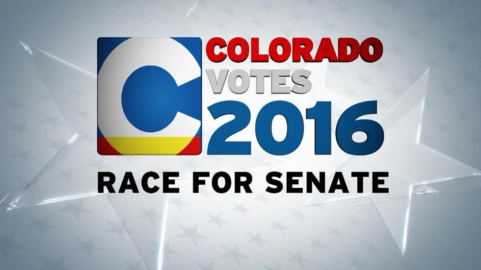 Colorado Votes 2016: Race for the Senate image