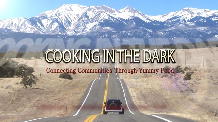 Cooking in the Dark: Cooking in the Dark: Our Colorado Eggs