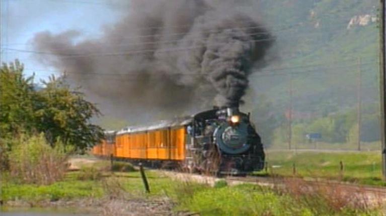 Spirit of Colorado: Trains