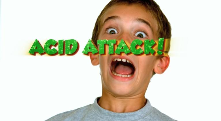 FIT KIDS: Save Your Teeth from Acid Attacks!
