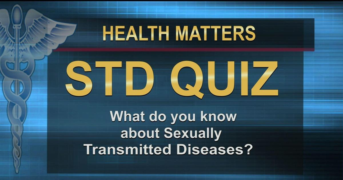 Sexually transmitted diseases logo quiz