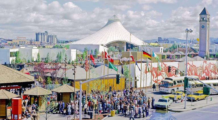 KSPS Documentaries: Reflections by the River-EXPO 74