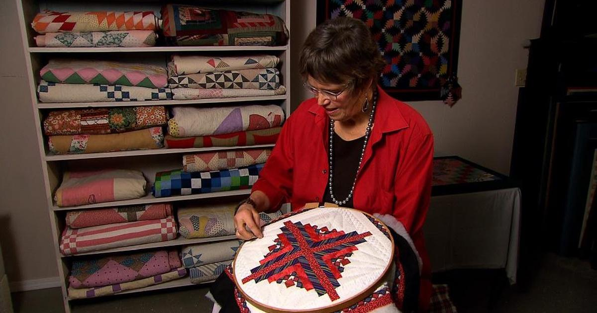 For The Love Of Quilts | Northwest Profiles | PBS