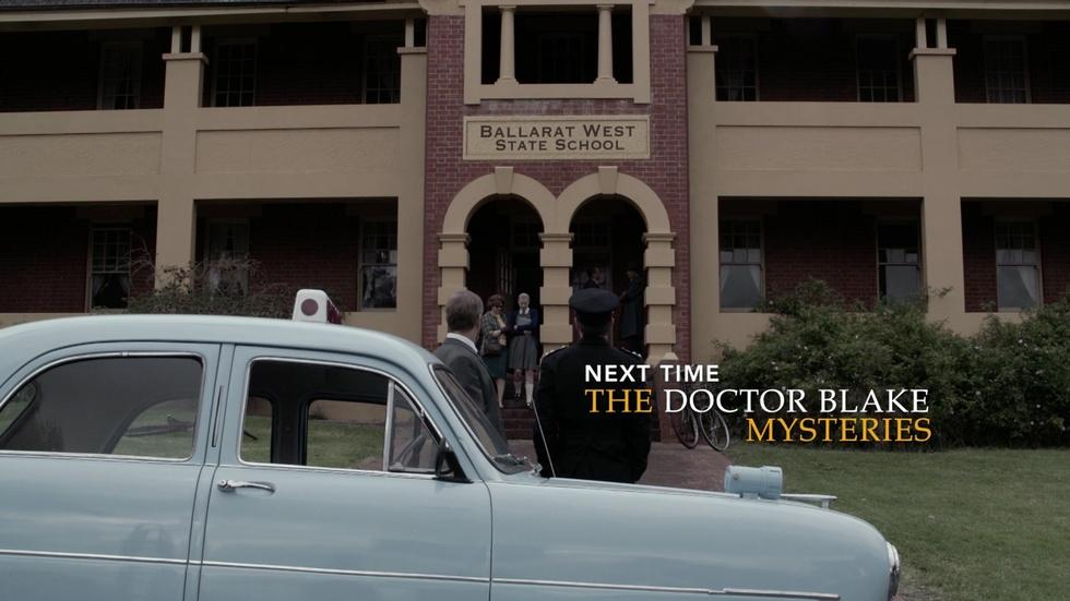 Doctor Blake Mysteries: The Silence image