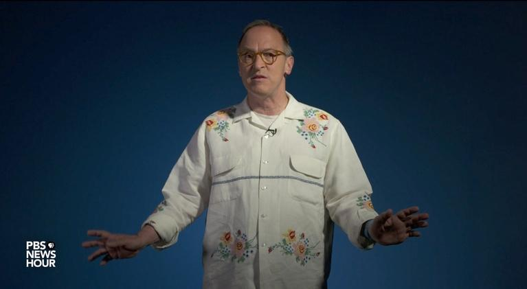 PBS NewsHour: David Sedaris: Don't confuse mistakes for microaggressions