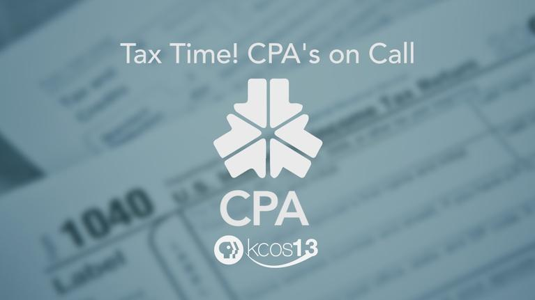 KCOS: Tax Time: CPAs on Call! 2019