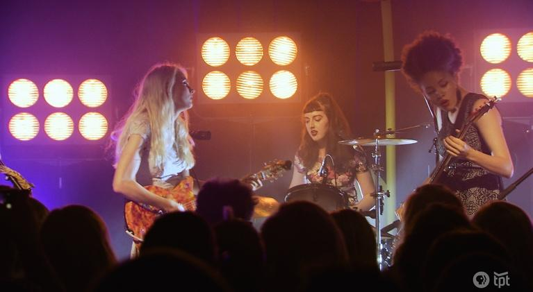 The Lowertown Line: Bruise Violet