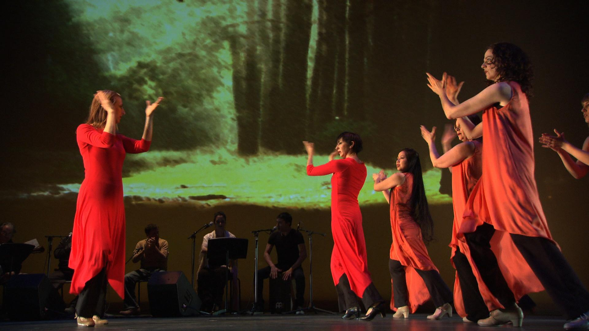 Zorongo Flamenco