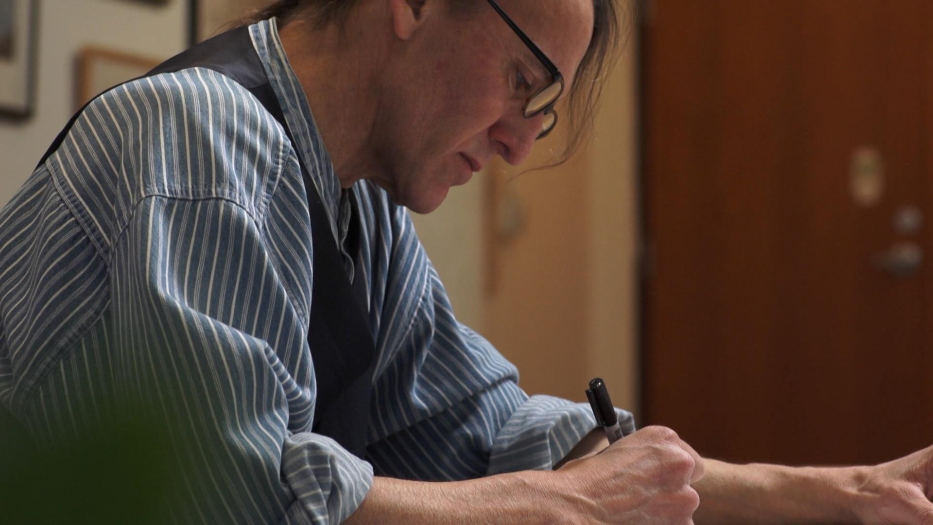 Kurt Seaberg: Sami Drawings