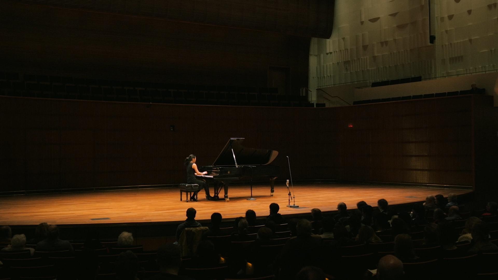 The Schubert Club: Zhen Tu - Etude No. 3 Un Sospiro