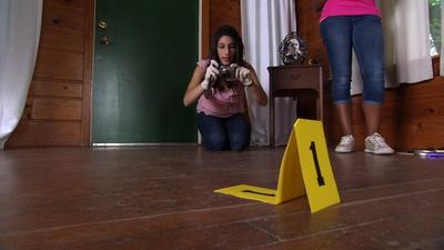 SciGirls | Super Detectives - Reunir evidencias