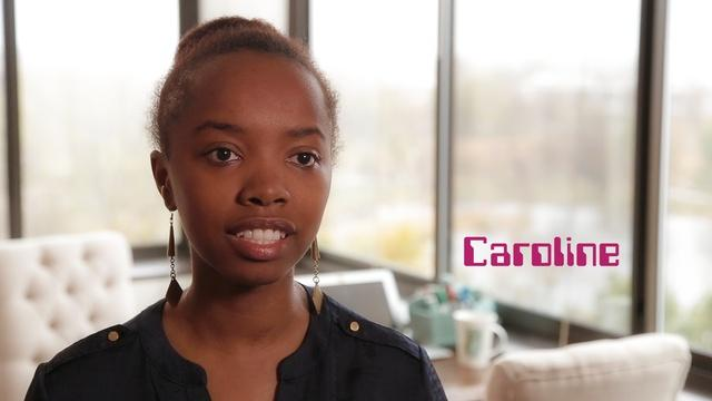 Caroline Karanja - Ingeniera de Software