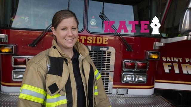Kate Heckaman - Bombera | Paramédica