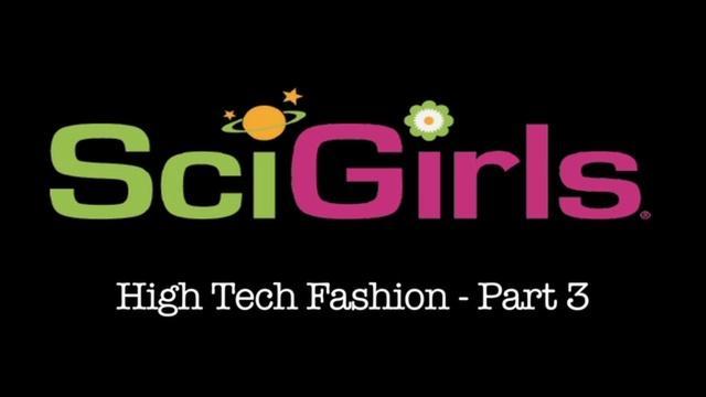 High Tech Fashion Activity Part-3