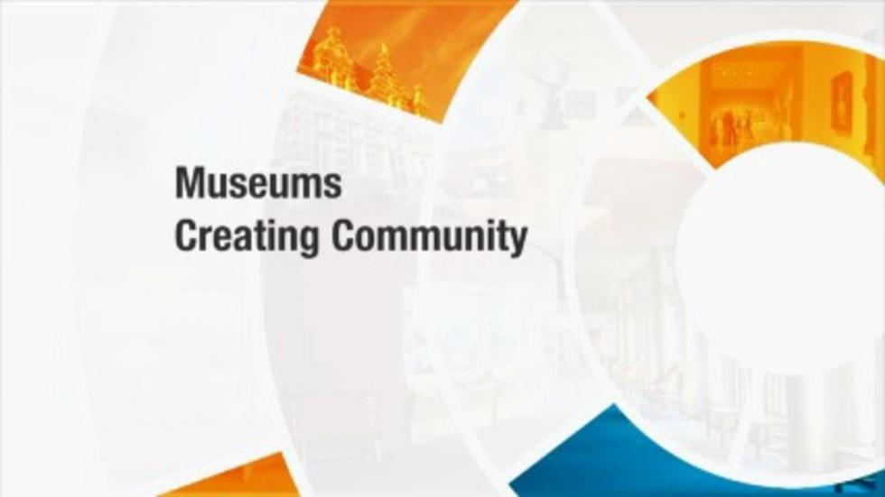 Museums Creating Community image