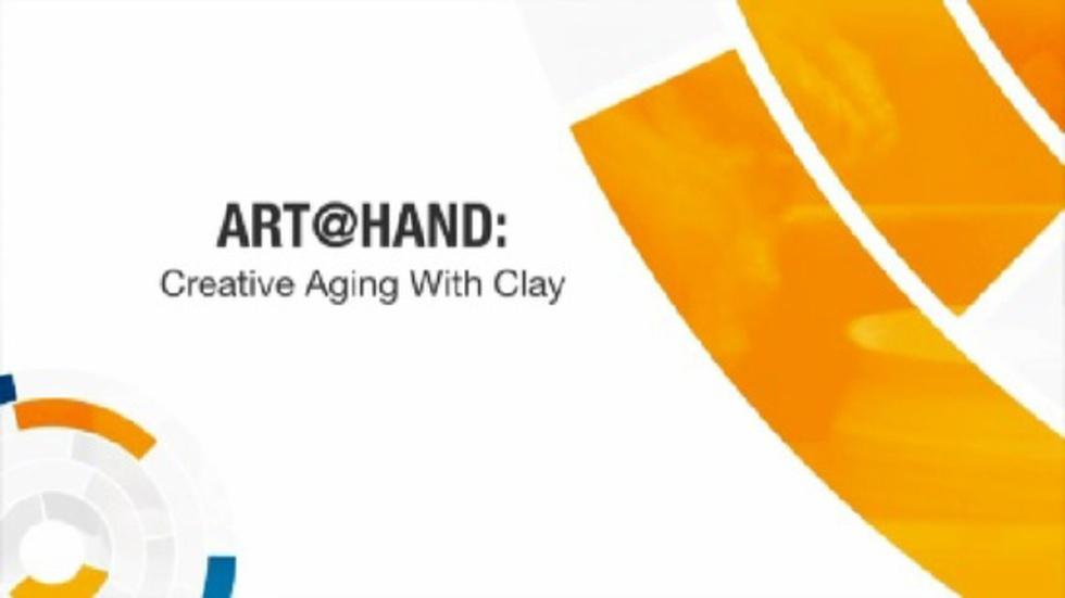 Art At Hand: Creative Aging With Clay: Full Show image