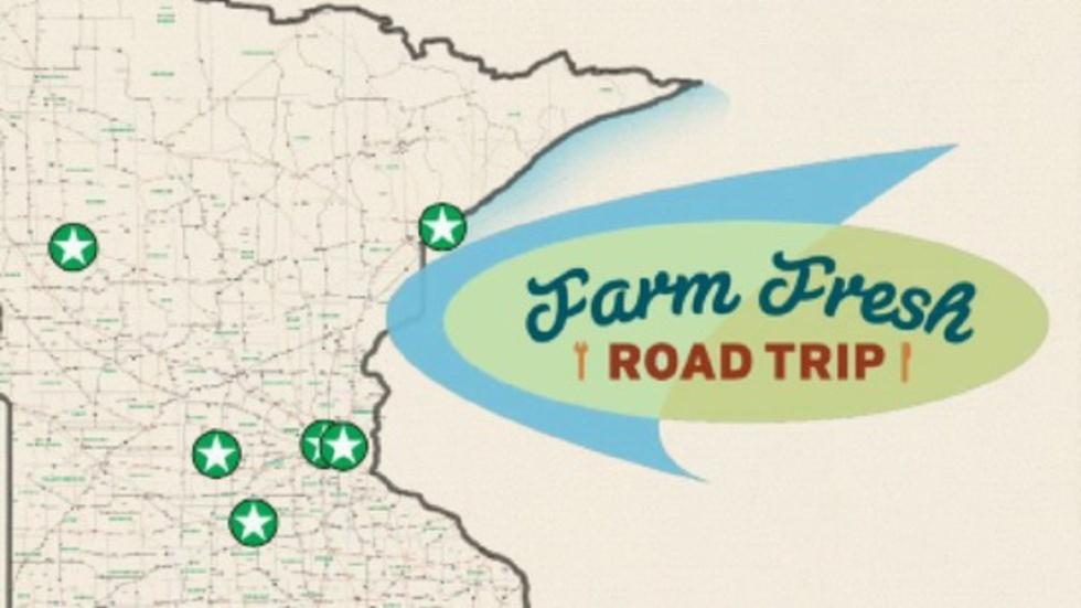 Farm Fresh Road Trip: Full Show image