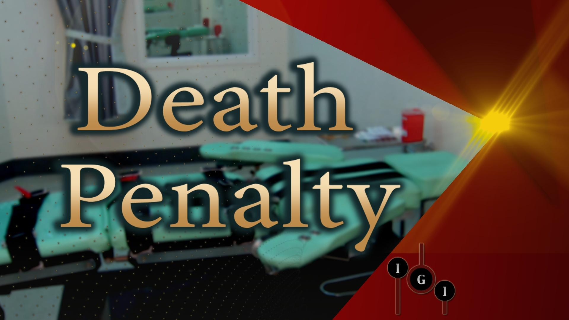 an analysis of the issue of capital punishment in dead man walking Dead man walking - film report  this statement, as opposed to the death  penalty issue (where we meet both pro and anti capital punishment arguments) is .