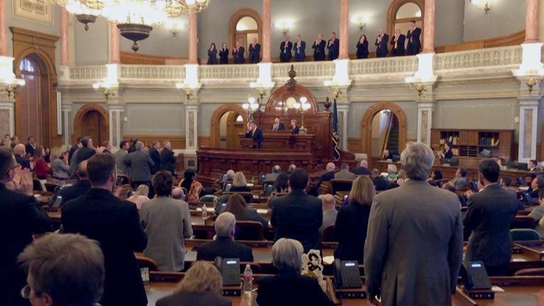 KTWU Special Programs: Kansas 2017 State Of The State Address