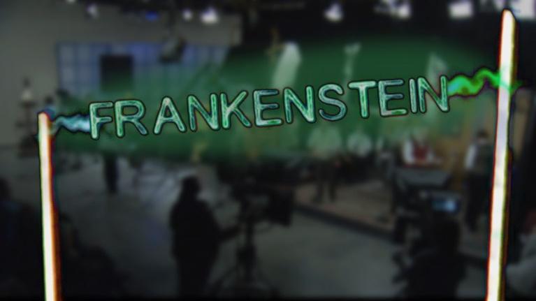 Theater of The Mind Radio Drama: Frankenstein