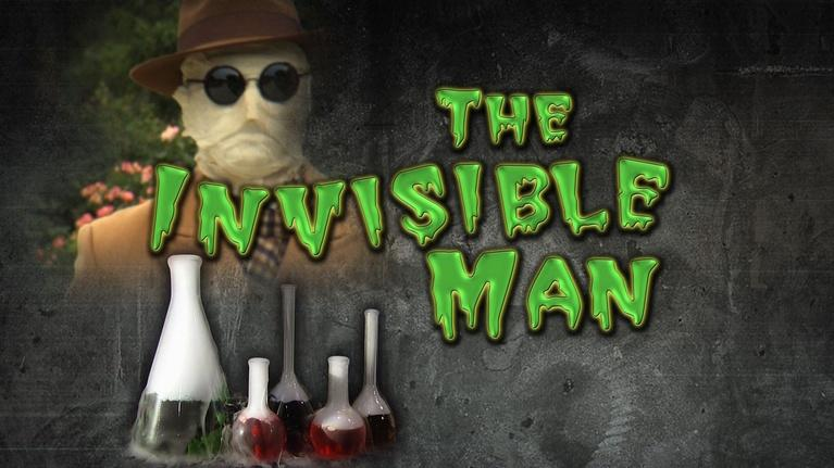 Theater of The Mind Radio Drama: The Invisible Man