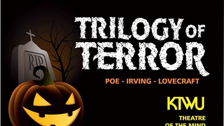 Theater of The Mind Radio Drama: Trilogy of Terror