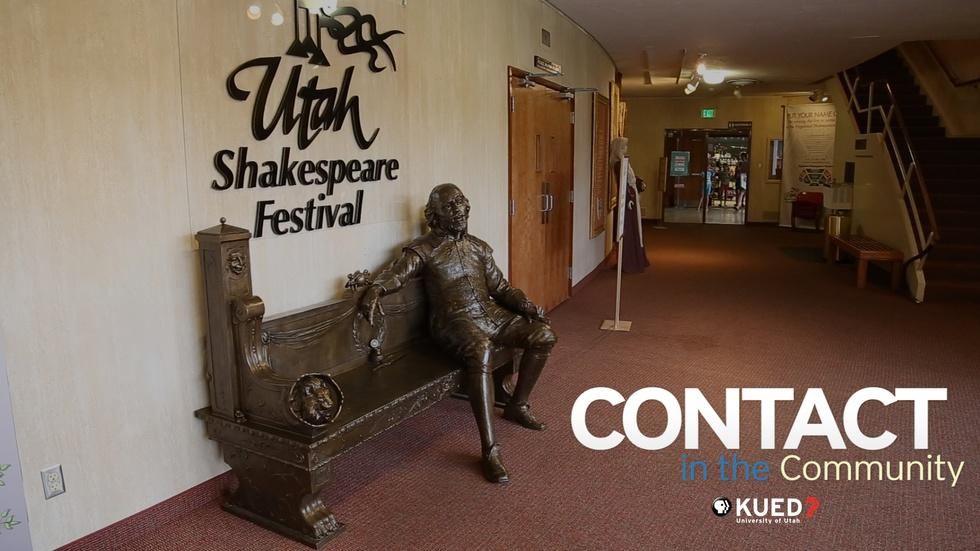 Utah Shakespeare Festival - Contact In The Community image