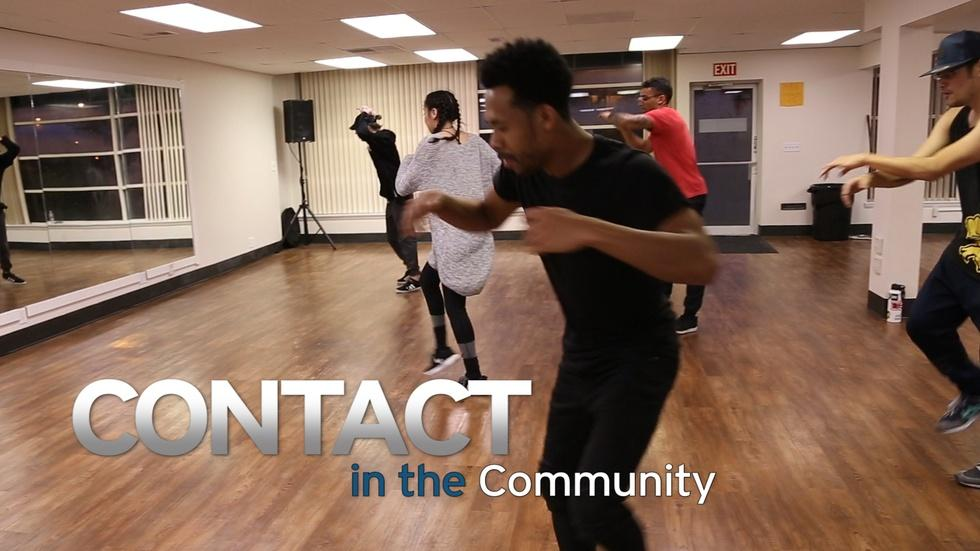 Contact in the Community 'The Bboy Federation' image