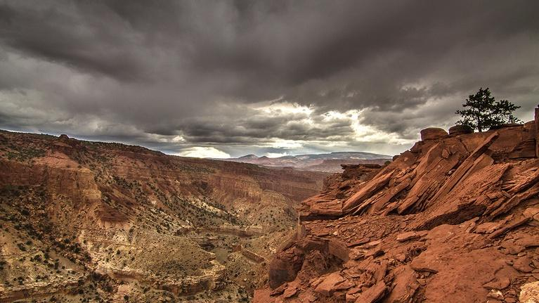 Utah Places: Behind the Scenes National Park Symphony The Mighty Five