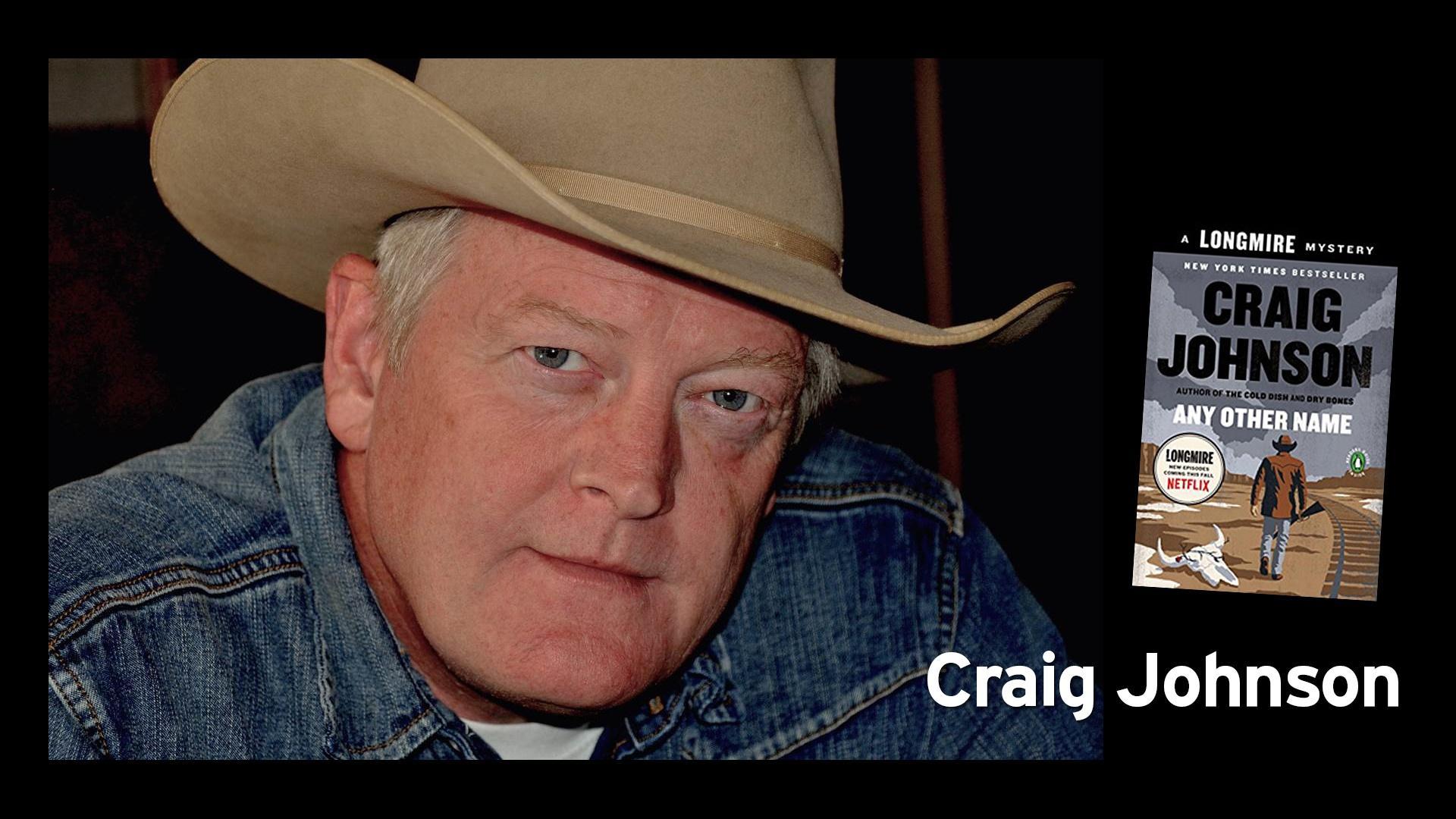 Craig Johnson book list