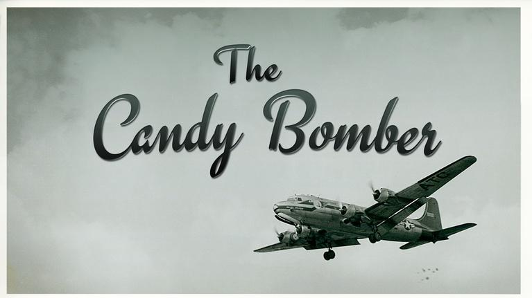 Utah History: The Candy Bomber