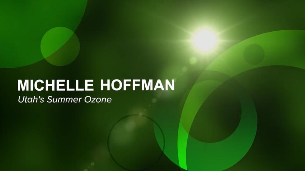 Utah's Summer Ozone image