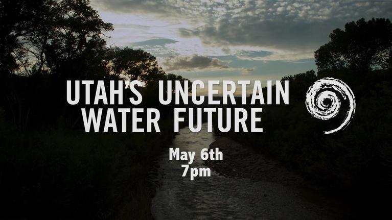 Utah Now: Utah's Uncertain Water Future Writer Profile