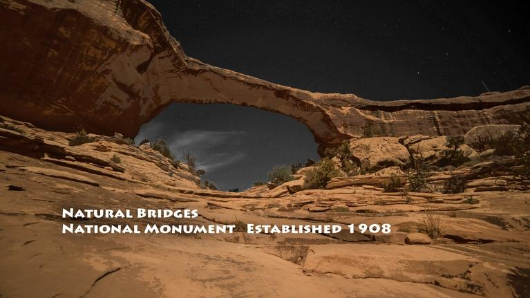 National Parks - Beyond the Crowds: Natural Bridges National Monument