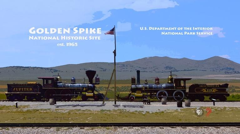 Utah Places: Beyond the Crowds: Golden Spike