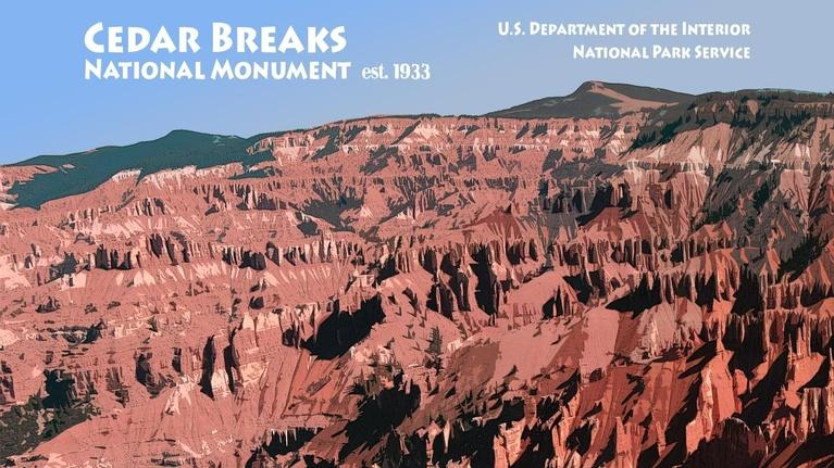 National Parks - Beyond the Crowds: Cedar Breaks National Monument