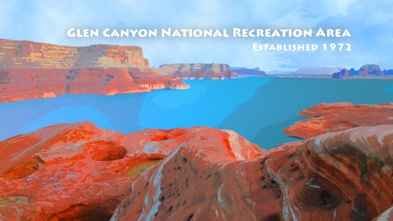 National Parks - Beyond the Crowds: Glen Canyon Recreation Area