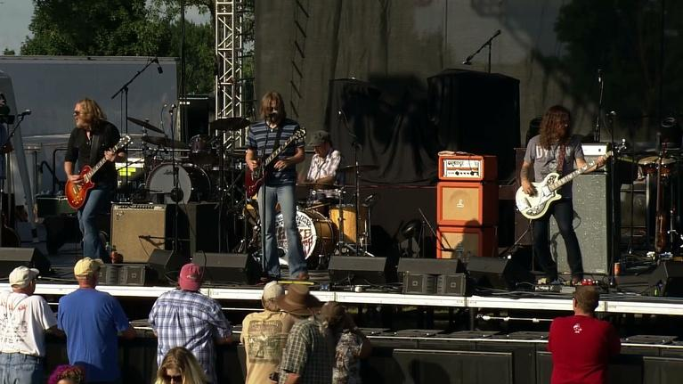 The Best of JazzFest:  Steepwater Band