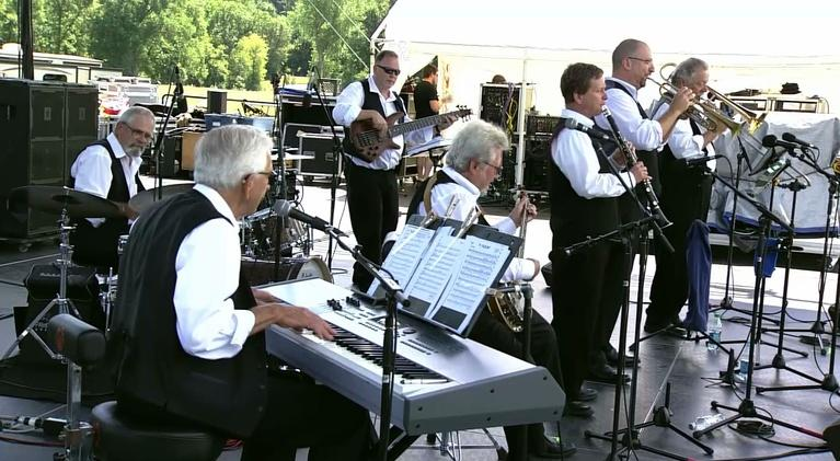 The Best of JazzFest: First Thursday Dixieland Band