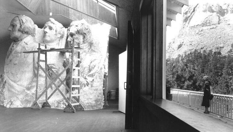 Mount Rushmore Models - 1927-1941