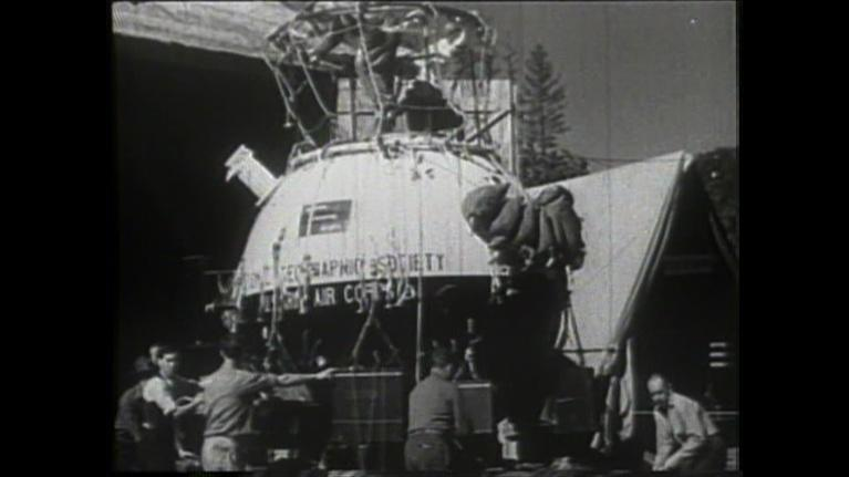 Images of the Past: The Stratobowl Balloon Flights of the 1930s