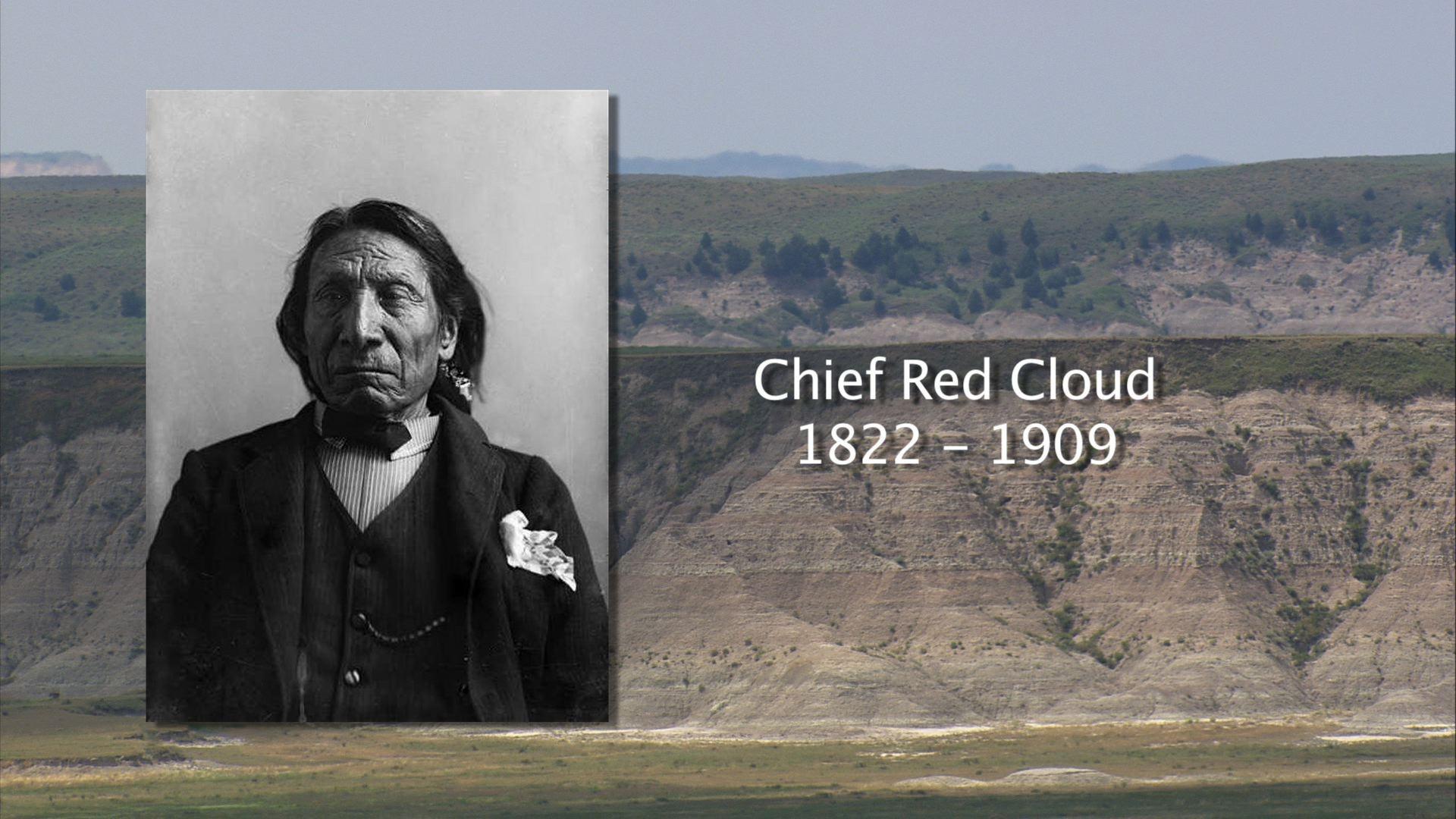 Landscapes of South Dakota: Red Cloud