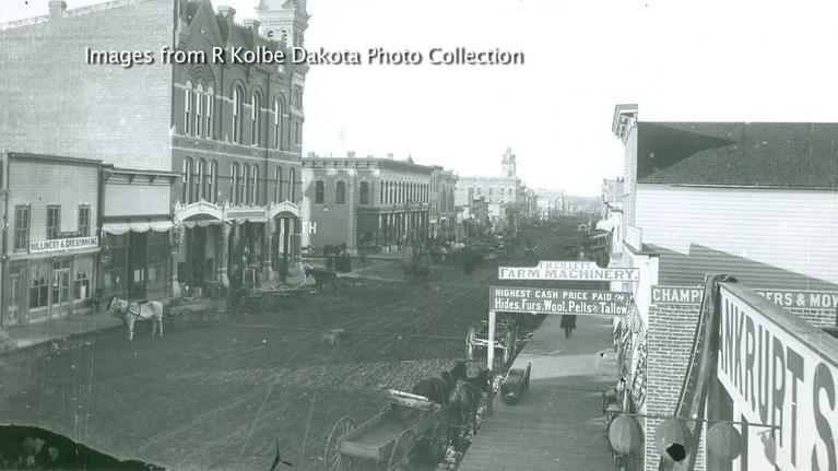 Landscapes of South Dakota: Landscapes of South Dakota: Divorce Capital
