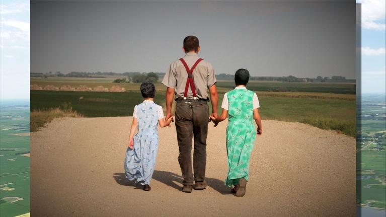 Landscapes of South Dakota: Landscapes of South Dakota: Hutterites