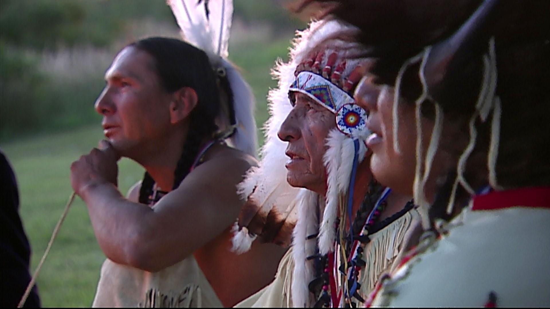 Oceti Sakowin - The People of the Seven Council Fi